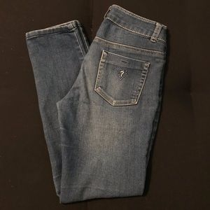Guess jeans for girls.